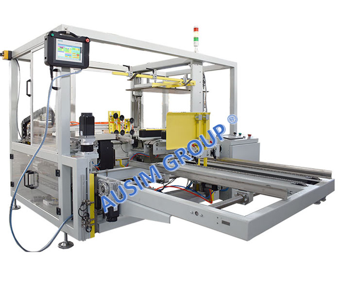 Application of automatic sealing machine in textiles, food, department stores, medicine, and chemical industries