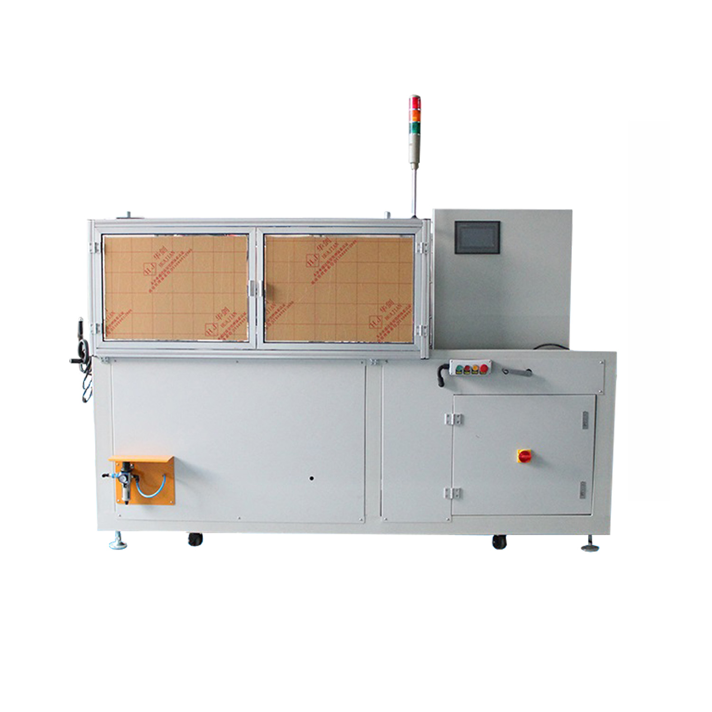 Horizontal type high speed carton erector machine