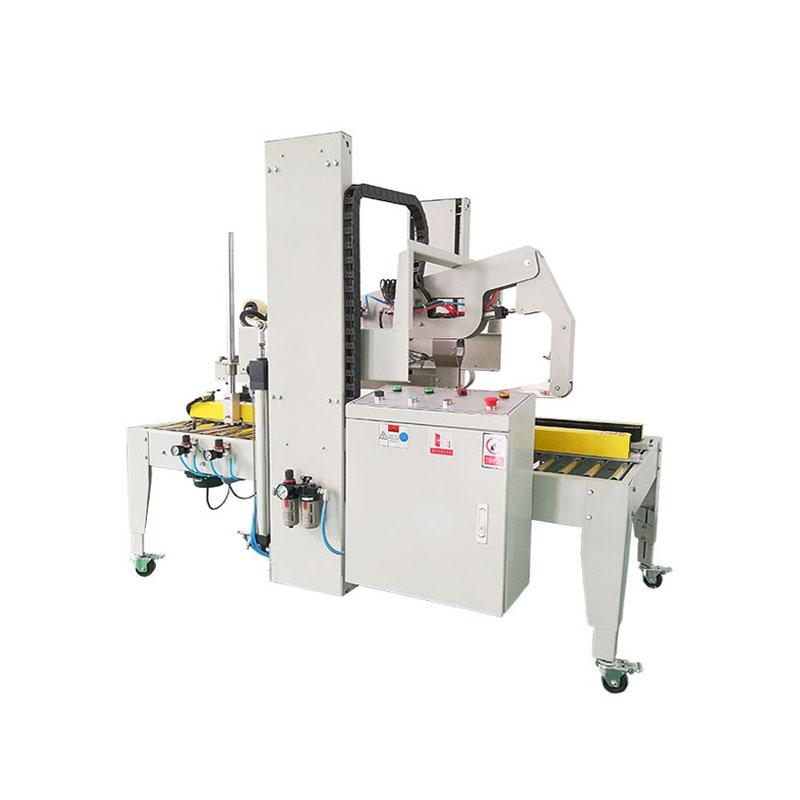 Automatic carton folding sealer