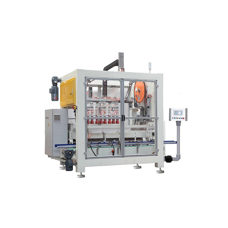 Pick up type case packer